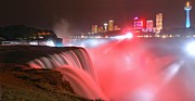 Adam Jewell - Niagara Lights At Prospect Point