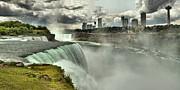 Adam Jewell - Niagara Panorama From The US Tower