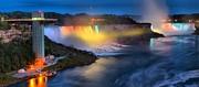 Adam Jewell - Niagara River Panorama