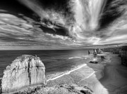 12 Apostles Framed Prints - Nice View Framed Print by Andrew Kinghan