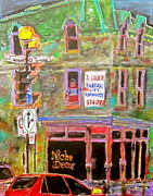 Depanneur Art - Niche Decor by Michael Litvack