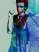 Cave Painting Prints - Nick Cave Print by Irina  March