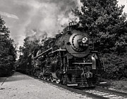 Steam Engine Photos - Nickle Plate Berkshire 765 by Dale Kincaid