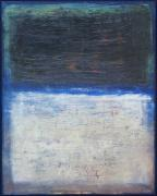 Rothko Painting Originals - Night and Day by Duane Nowell