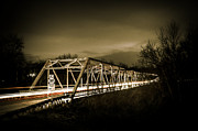 Dave Lyons - Night bridge in...