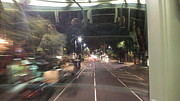 Francis Photo Originals - Night Bus by Artist Geoff Francis