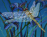Erika Pochybova-Johnson - Night Dragonfly