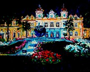 Olga Kurzanova - Night in Monte-Carlo