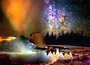 Bob Johnston - Night in Yellowstone...
