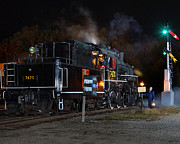 Brakeman Photos - Night Moves 01 by Jeff Stallard