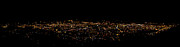 Al Bourassa - Night Panorama Of Cuenca...