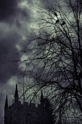 Gothic Horror Prints - Night Print by Svetlana Sewell