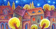 Raisa Vitanovska - Night town