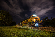 Aaron J Groen - Night Train 3