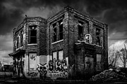Abandonded Photos - Nightmare Factory by Randy Scherkenbach