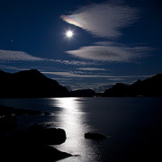 Lofoten Islands Photos - Nights in White Satin by Heiko Koehrer-Wagner