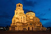Kiril Stanchev - Nightshot of Cathedral...
