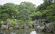 Shogun Photo Prints - Nijo Castle Ninomaru Garden - KYOTO JAPAN Print by Daniel Hagerman