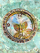 Wrist Watch Prints - Nine thirty two art Print by Debbie Portwood
