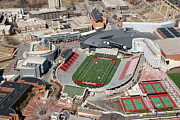 Bearcats Photos - Nippert Stadium by Bill Cobb