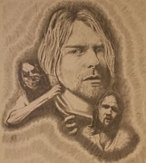 Michael Mcgrath Art - Nirvana by Michael McGrath