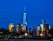 Nick Zelinsky - Nite Time Freedom Tower