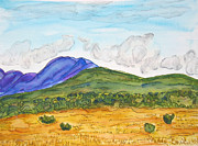 Kerry  Bennett - NM Hills and Mountains