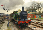 Chatham Prints - No 263 at Horsted Keynes  Print by Rob Hawkins