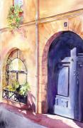 St. Louis Art Originals - No 7  Street of the Royal Redistributor by John Ressler
