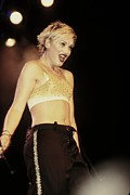 Gwen Stefani Metal Prints - No Doubt Metal Print by Front Row  Photographs
