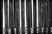 Wood Planks Metal Prints - No Escaping Metal Print by John Rizzuto