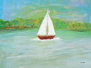 Calm Waters Originals - No Fail Sail by Sara Credito