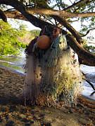 No Fishing Today Ometepe Island Nicaragua Print by Kurt Van Wagner