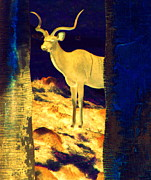 Horn Digital Art Prints - No Hunting Print by Randall Weidner