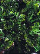 No Leaf Clover - Middle Print by Kamil Swiatek