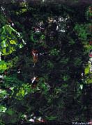 No Leaf Clover - Right Print by Kamil Swiatek
