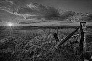 High Dynamic Range Photos - No Pass Black and White by Peter Tellone