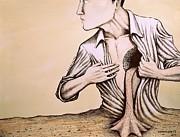 No Quiero Vivir En La Pobreza De La Racionalidad Print by Paulo Zerbato