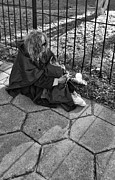 Homeless Photos - No Voice Given by William Jones