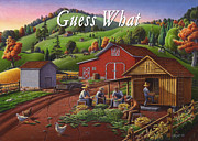 Walt Curlee - no16 Guess What