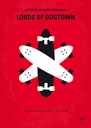 Surf Art Digital Art Posters - No188 My The Lords Of Dogtown minimal movie poster Poster by Chungkong Art