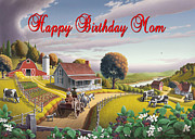 Walt Curlee - no2 Happy Birthday Mom