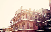 Sunflare Framed Prints - NOLA Sunlight Framed Print by Erin Johnson