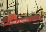Stan Tenney - Norfolk Rebel