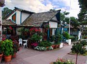 Glenn McCarthy Art and Photography - Normandy Inn - Carmel California