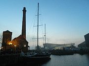 Tony Hoy - North Dock at twilight