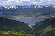 Sawatch Range Photos - North Fork Reservoir, Sawatch Range by John Wark