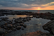 Big Photo Prints - North Kona Beach Print by Francesco Emanuele Carucci