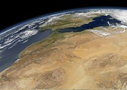 Science Photo Library - North-western Africa,...