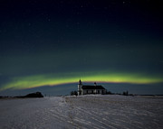Gerald Murray Photography - Northern Lights over...